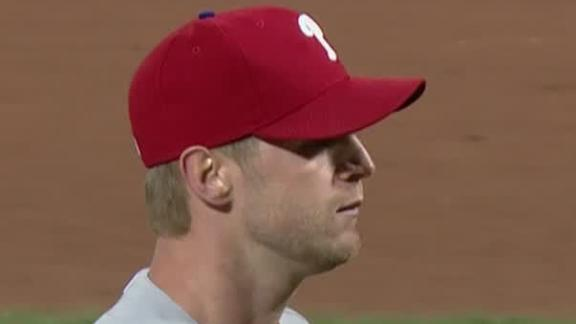 Video - Kendrick, Phillies Shut Out Mets