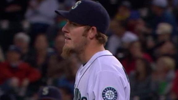 Video - Mariners Blank Angels 6-0
