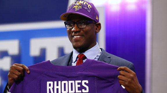 Cris Carter's son to get chance with Vikes