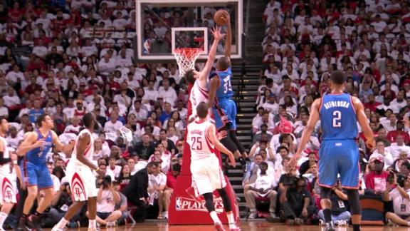Durant scores 41, lifts Thunder to 3-0 lead