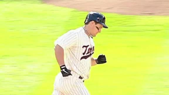 Video - Twins Top Rangers