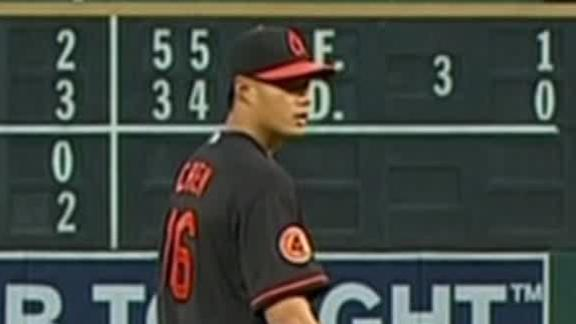Video - Chen, Orioles Blank Athletics
