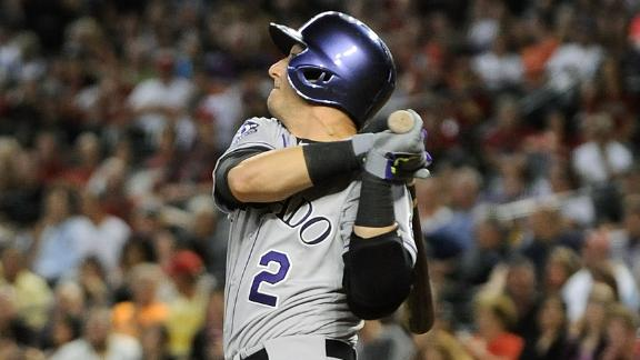 Video - Rockies Rally Past Diamonbacks
