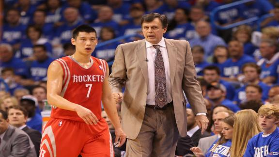 Rockets' Lin game-time decision for Game 3