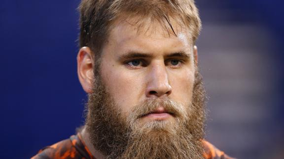 Video - Travis Frederick Joins Cowboys
