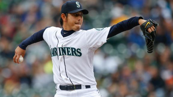 Video - Iwakuma, M's Shut Down Angels
