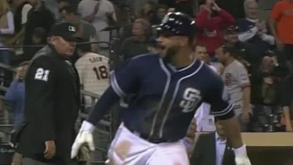 Video - Padres Walk Off On Error