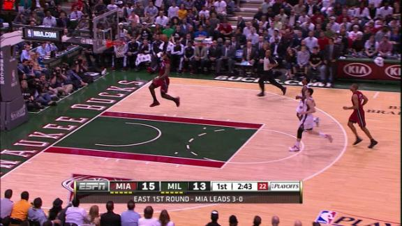 Video - LeBron Jams
