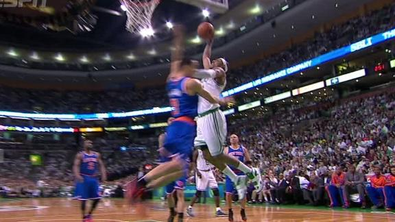 Video - Paul Pierce Baseline Dunk