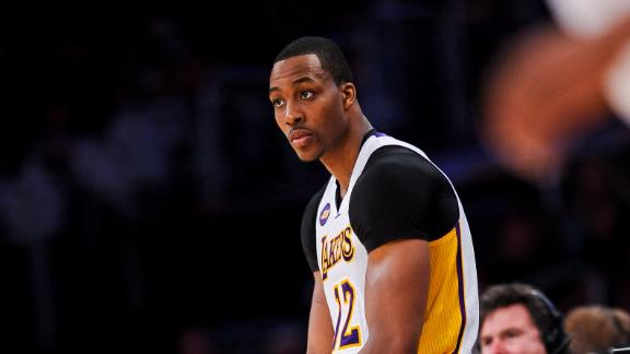 Lakers' Howard ejected after 2nd technical foul