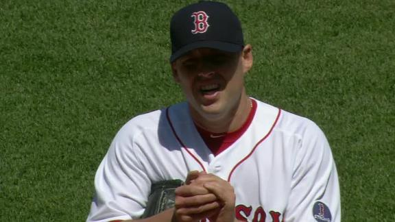 Video - Lackey Returns, Sox Complete Sweep