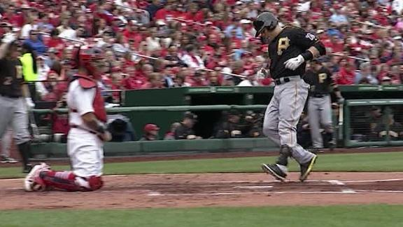 Rookie Locke helps Pirates earn win vs. Cards