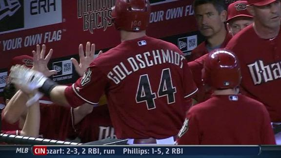 Video - Diamondbacks Top Rockies