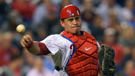 Video - Carlos Ruiz Returning From Suspension
