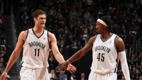 Lopez, Nets roll past Bulls to force Game 6