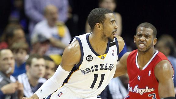 Video - Grizzlies-Clippers Game 5 Preview