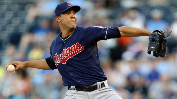 Jimenez silences Royals as Indians cruise
