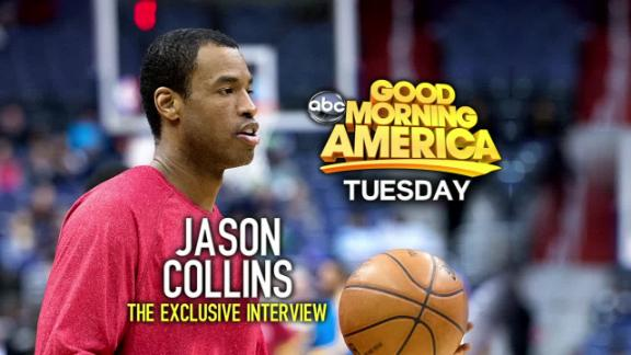 Video - Jason Collins On His Decision