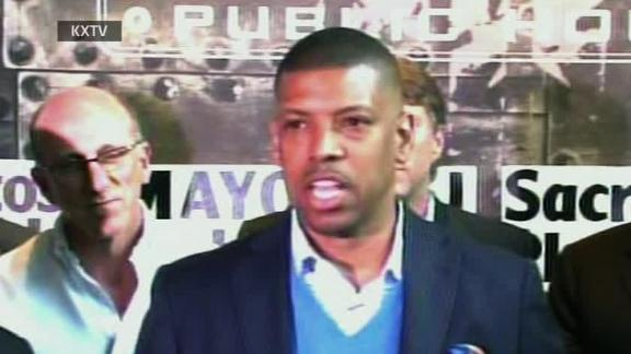 Video - Kevin Johnson: 'Proud Of This Community'