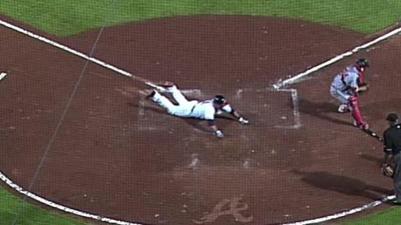 Video - Braves Slip Past Nationals 3-2
