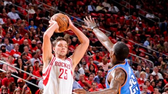 Video - Rockets Survive To Extend Series
