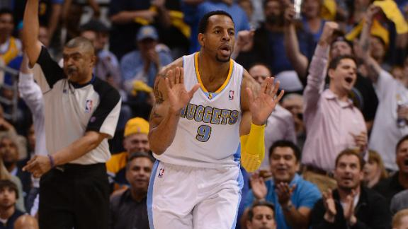 Nuggets shake Warriors to avoid elimination