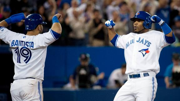 Video - Encarnacion's Two Homers Fuel Blue Jays