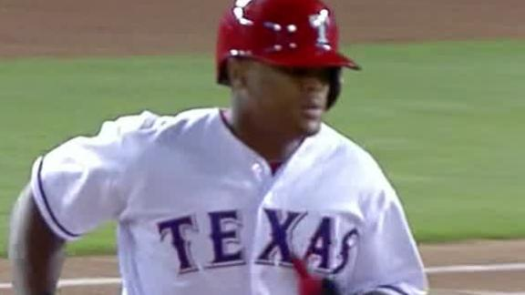 Video - Big Sixth Inning Leads Rangers To Win