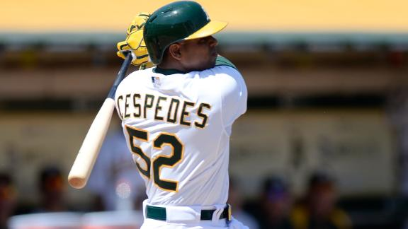 Video - Buster Blog: Cespedes Key For A's