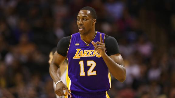 Lakers' Howard won't need shoulder surgery