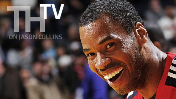 Video - What Is Jason Collins Up Against?
