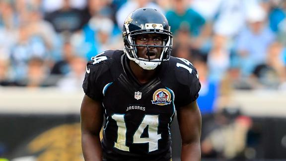 Jaguars coach on Blackmon: 'I trust him'