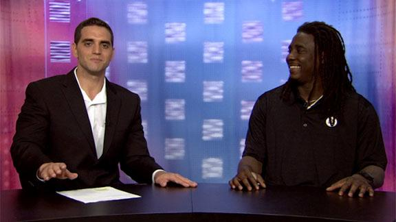 Video - WolverineNation: Denard Robinson interview
