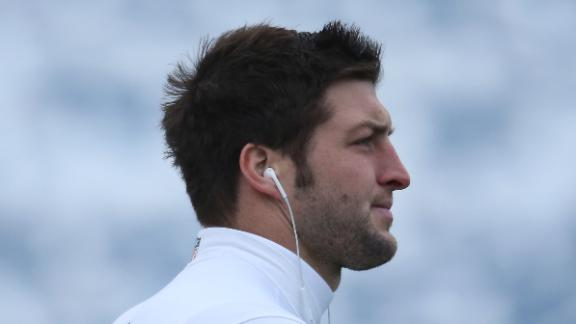 Video - The Word: Releasing Tim Tebow