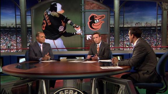 Video - Manny Machado's Importance For O's