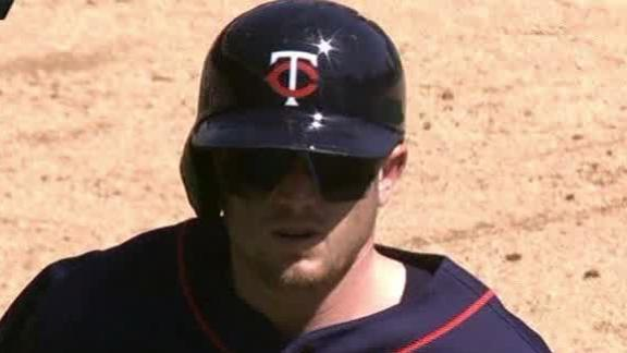 Diamond sharp as Twins snap Tigers' streak