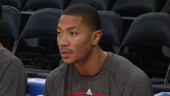 Video - Bulls Defend Rose's Decision To Sit