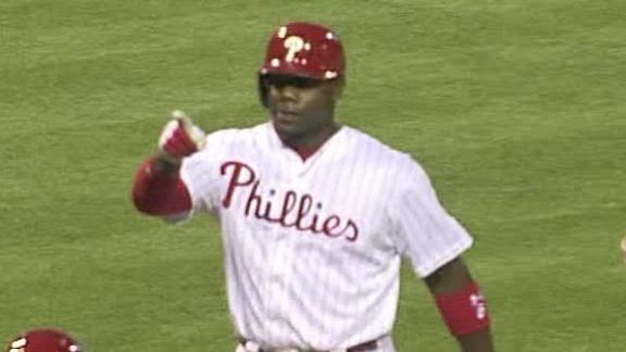 Video - Phillies Take Care Of Marlins