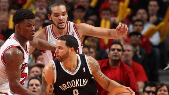 Nets hold on against Bulls to force Game 7