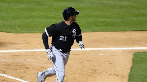 Video - Flowers' Homer Propels White Sox