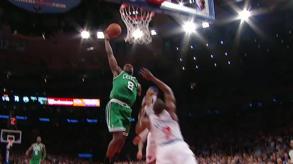 Video - Jeff Green Soars