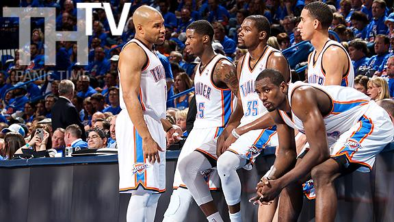 Video - Panic time in OKC?