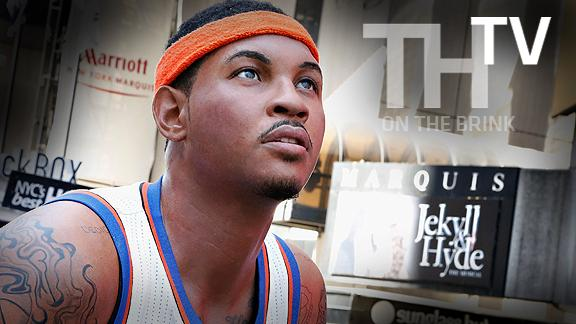 Video - Knicks Fans On The Brink