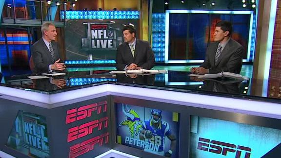 Video - NFL Live OT: Ambitious Goals For AP
