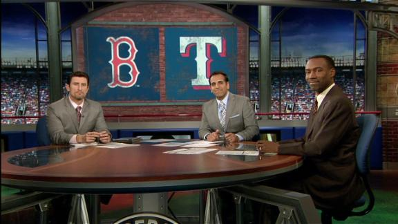 Video - Red Sox-Rangers Preview