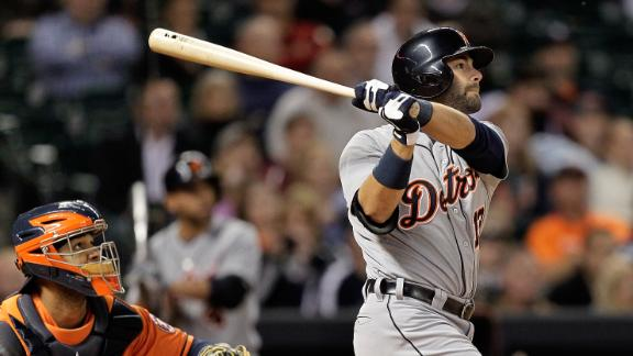 Video - Avila's Homer Lifts Tigers In Ninth