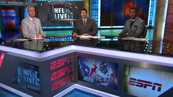 Video - NFL Live OT: Surgery For Ed Reed