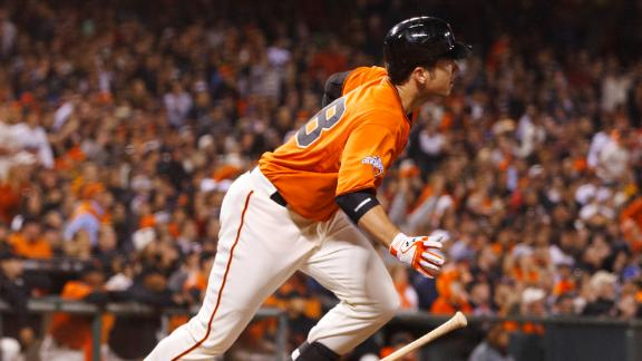 Video - Posey Lifts Giants To Walk-Off Win