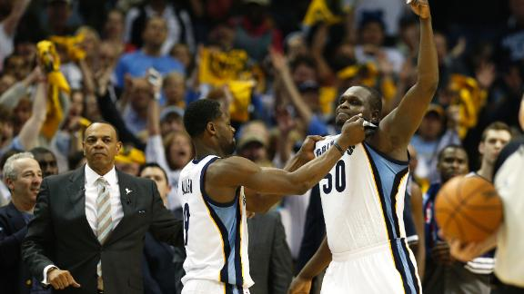Video - Grizzlies Eliminate Clippers