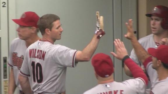 Video - Diamondbacks Cruise Past Padres